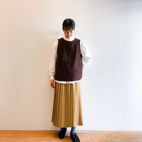 C-1116 Felting Wool Vest