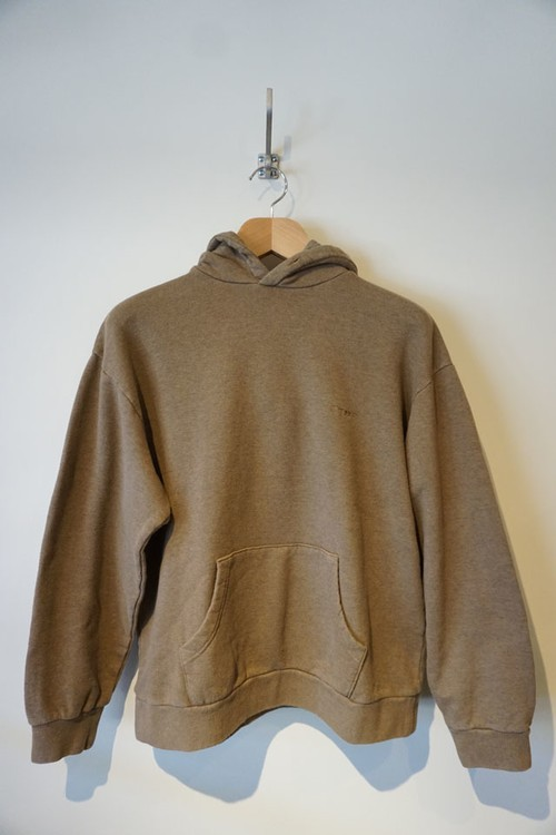 LIVING CONCEPT× IFNi ROASTING&CO. COFFEE DYED SWEAT PARKA[COYOTE]