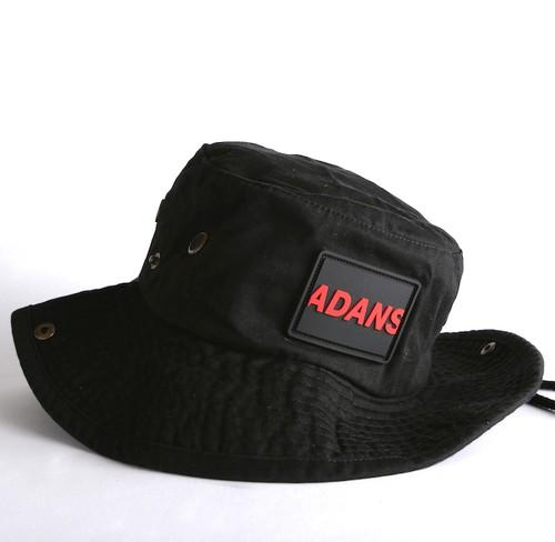 SAFARI HAT / BLACK