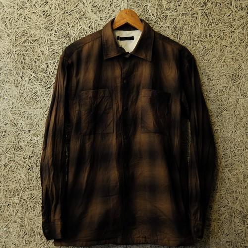 チェックシャツジャケット【modem design】