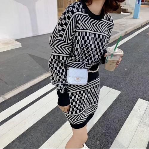 予約注文商品 ハニセットアップ セットアップ 韓国ファッション