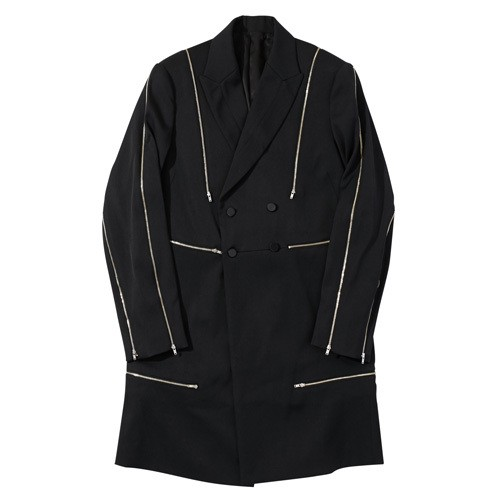 ALMOSTBLACK 18SS Chester Coat