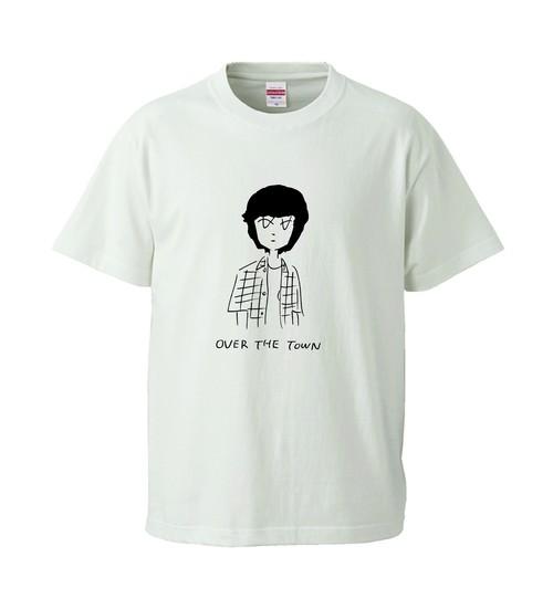【予約商品】街の上で Tシャツ(青 ver./ホワイト)
