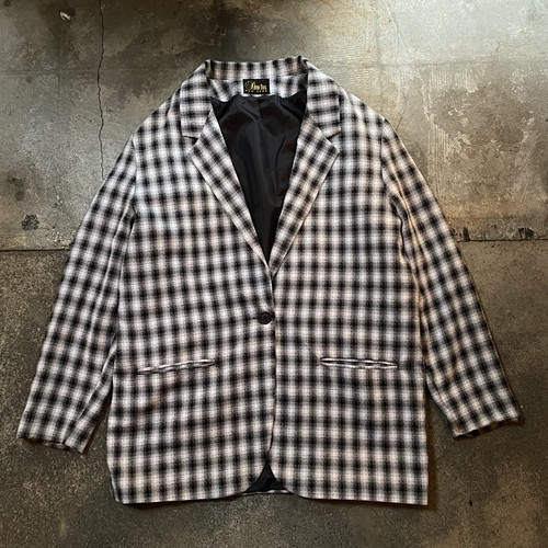 90s Tailored Jacket / USA