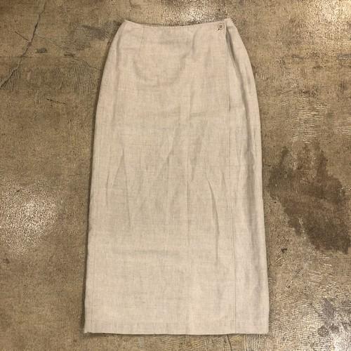 Liz Claiborne Wrap Long Skirt ¥5,500+tax