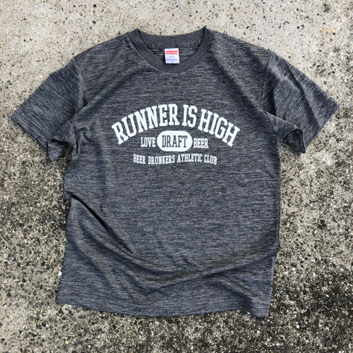 RUNNER IS HIGH T-shirts
