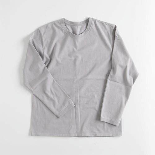 WORK-ER クルーネックロングTシャツ