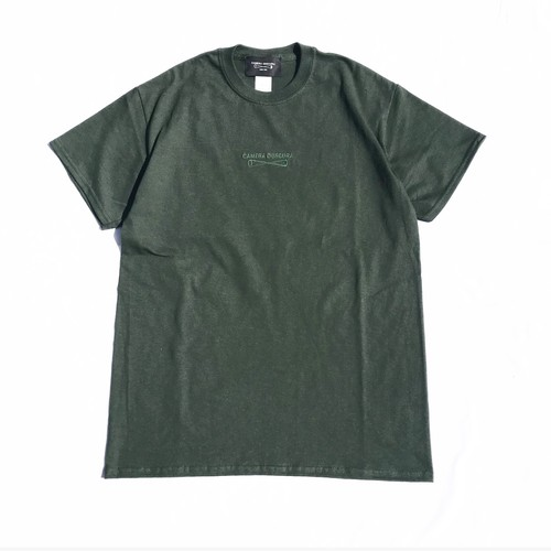 LOGO TEE(DARK GREEN)