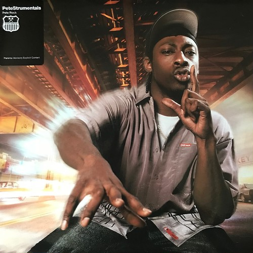 Pete Rock - PeteStrumentals (2×Vinyl, LP, Album, UK & US, 2001)