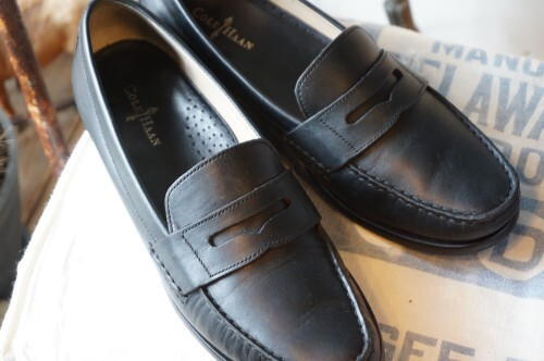 COLE HAAN black penny Loafer