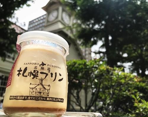 札幌プリン