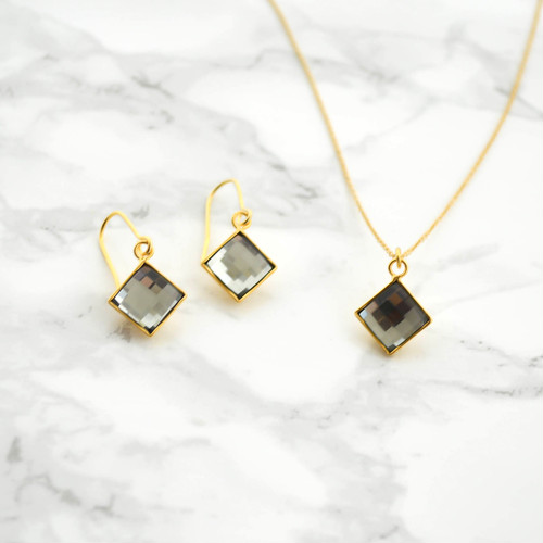 Swarovski(BlackDiamond ) Set