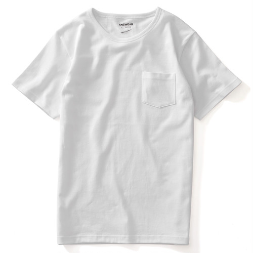 Roundneck Premium Tee(Pocket)