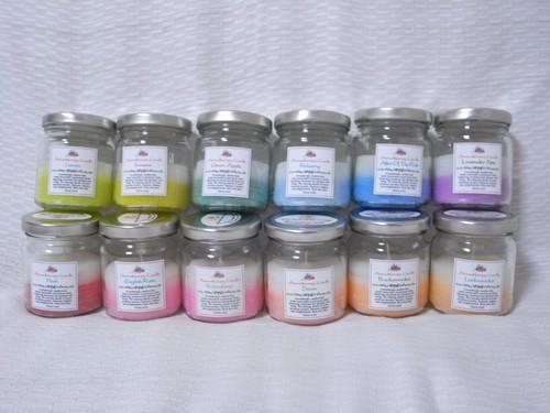 aroma candle /アロマキャンドル