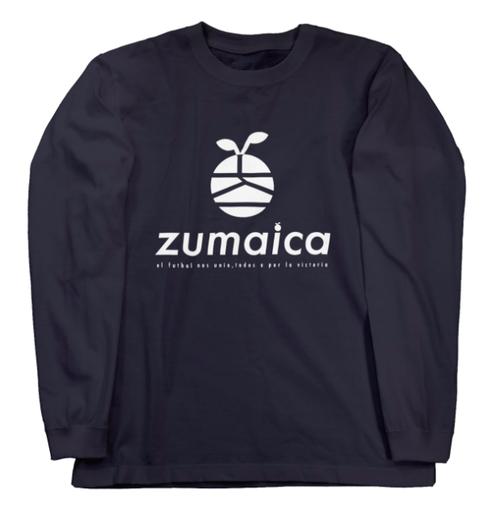 zumaica ロンT Black 【長袖Tシャツ】