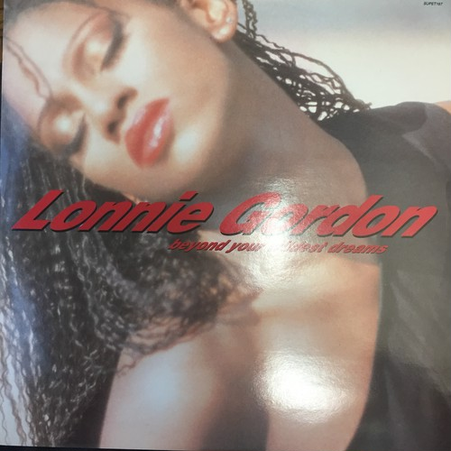 Lonnie Gordon ‎– Beyond Your Wildest Dreams