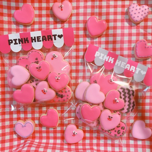 Full Of Hearts❤︎*Pink set*