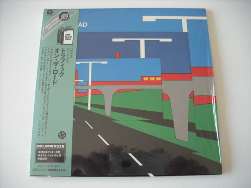 【CD】TRAFFIC / ON THE ROAD