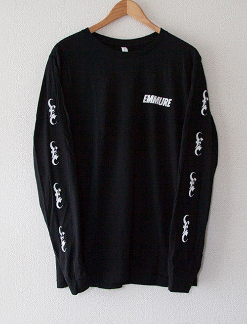 【EMMURE】Cult Long Sleeve (Black)