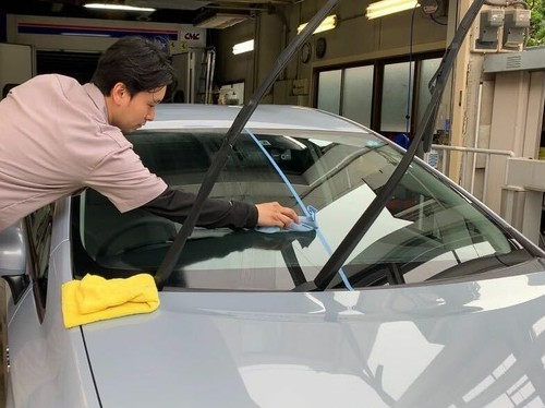 今だけキャンペーン2000円引き!!!全面ガラスコーテイング 全車種対応