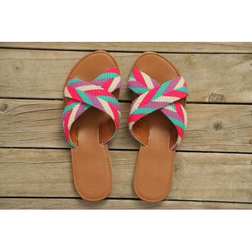 Tere Sandals A Cross
