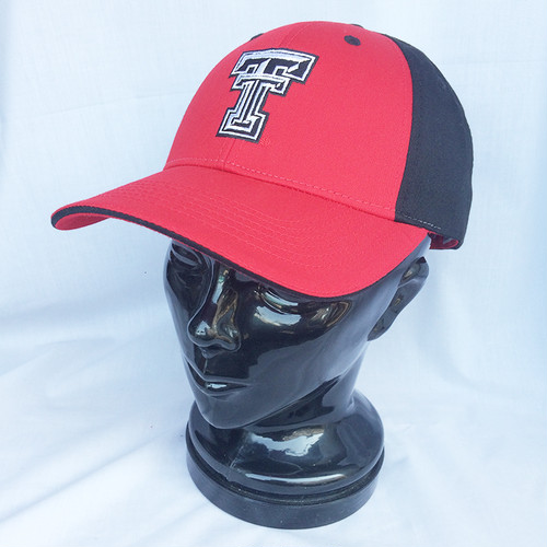 NCAA USA アメリカ大学 TEXAS TECH RED RAIDERS キャップ CAP 2377