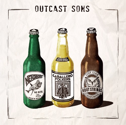SPLIT EP『OUTCAST SONS』