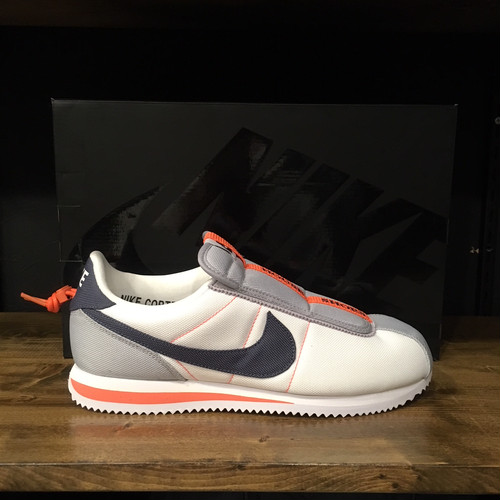 【NIKE】CORTEZ KENNY Ⅳ  WHITE/THUNDER BLUE-WOLF GREY (AV2950-100)