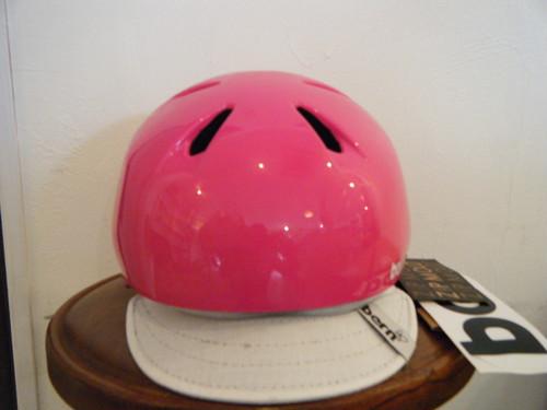 bern nina (ガールズ用) Gloss Pink