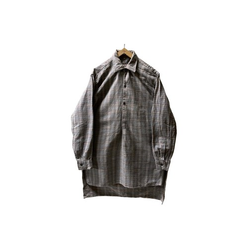 """〜50's EURO VINTAGE"""" GRANDPA SHIRTS WITH GUSSET"""
