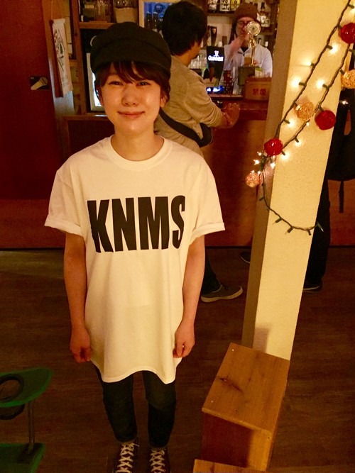 "GOODS""KNMS T-Shirts"""