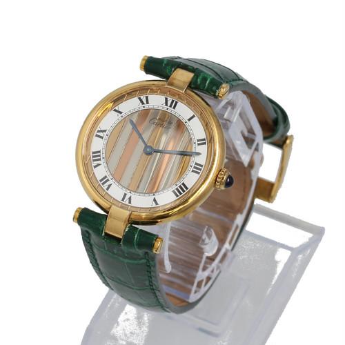 カルティエ マストヴァンドーム ヴェルメイユ S925 アンティーク時計