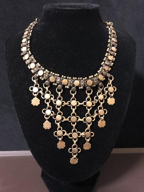 Brass ネックレス