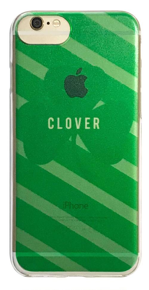 GREEN CLOVER クリアハードケース