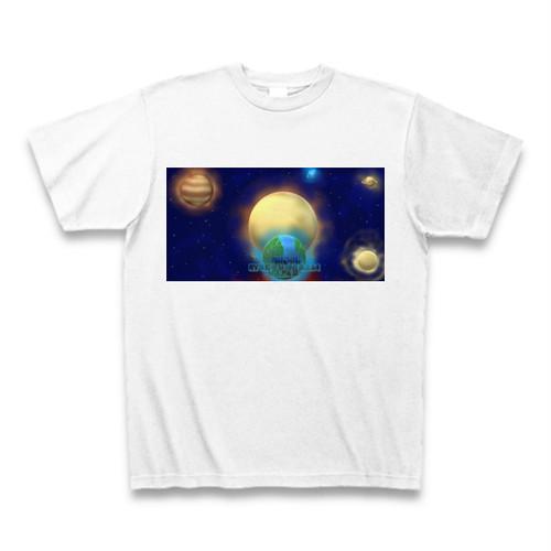 「火星接近」Tシャツ