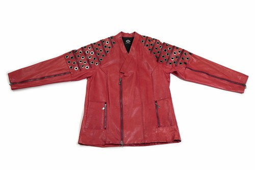 Armor Riders Jacket (Red)