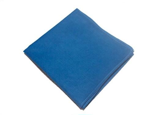 本藍染めガーゼハンカチ 縹