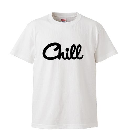 chill T- Shirt / white
