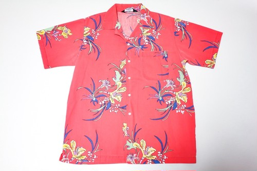 80s  GENERATIONONE RETRO ALOHA SHIRT