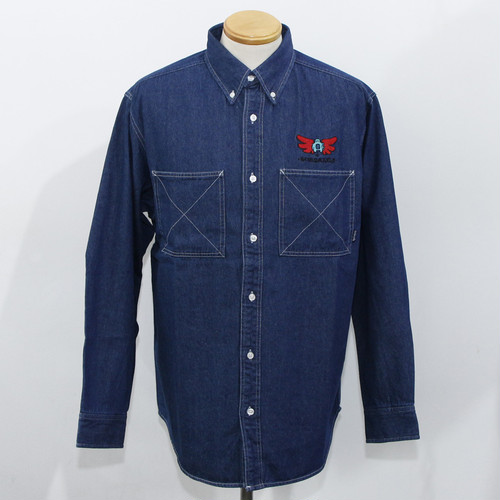 Denim BD Shirt (Deep Indigo)