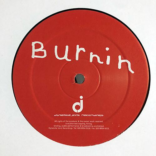 Tate's Place - Burnin (Remix) (10inch) [jazz] 試聴 fps81010-27