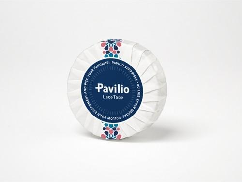 レーステープ Pavilio-パビリオ- ⑥Tile Pink