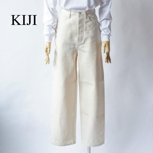 KIJI/キジ・SHIMAワイドデニム