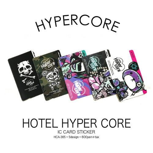 A-365 HOTEL HYPER CORE ICカードステッカー