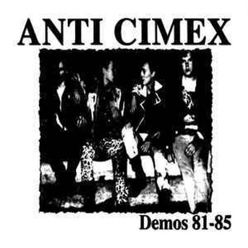Anti-cimex - DEMOS 81-85 LP