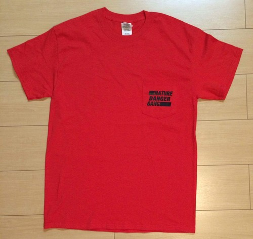 NDG - Atari Logo Pocket Tee (Red)
