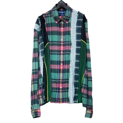 Check Uniform SH / グリーンA