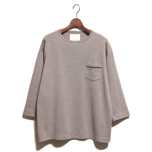 3/4 Sleeve Tee -gray <LSD-AI1T10>