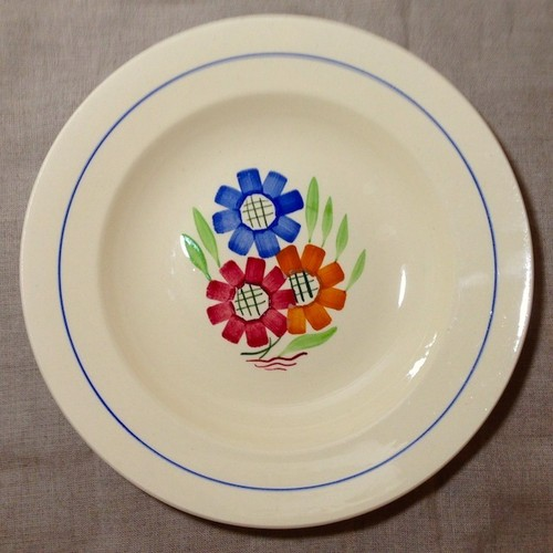 Vintage フランスのお皿4