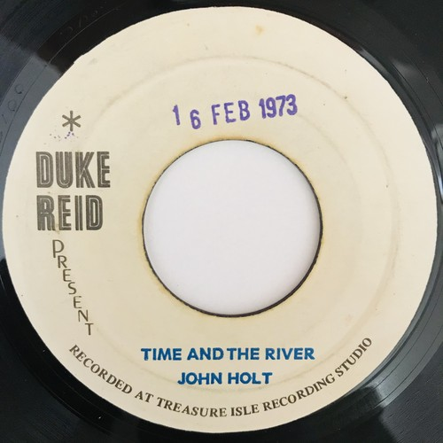 John Holt - Time And The River【7-10927】